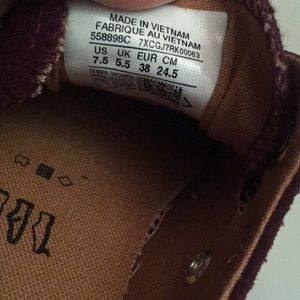Converse Shoes - Converse Suede Shoreline Chuck Taylors
